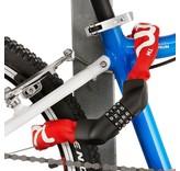 woom LOKKI Fahrradschloss black