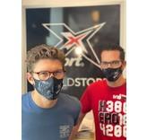 X-SPORT® Covid 19 Mundschutz MNS-Maske