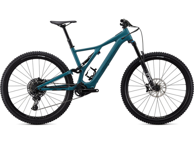 Specialized  TURBO LEVO SL COMP ROCKET Dusty Turquoise / Black