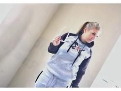 "X-SPORT® X-Sport Worldstore Trainingsanzug ""Road to Kona"" grau"