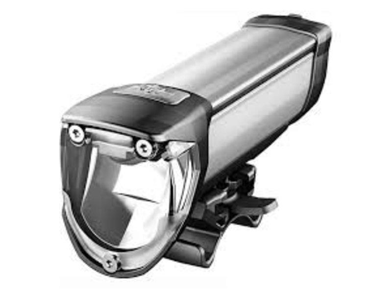 Busch + Müller IXON Core IQ2 LED Akkuscheinwerfer – Frontscheinwerfer inkl. StVZO und Rücklicht
