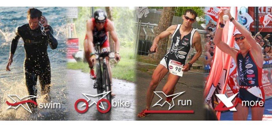 Swim Bike Run More