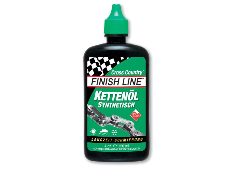 Finish Line Cross Country Kettenöl 120ml
