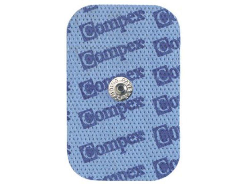COMPEX EASYSNAP™ PERFORMANCE ELEKTRODEN 50 X 100MM - 1 SNAP