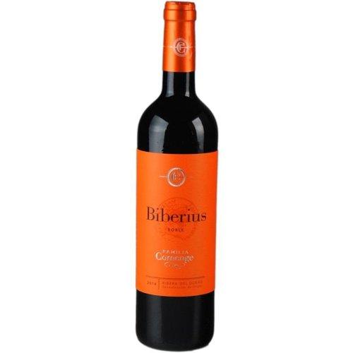 Bodegas Comenge Biberius joven - Rode wijn