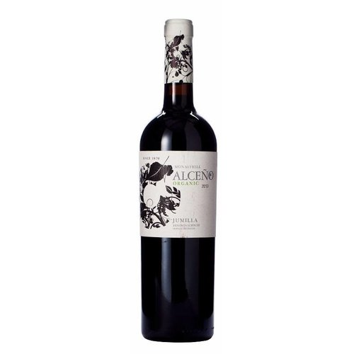 Bodegas Alceño Alceno organic Monastrell - Rode wijn