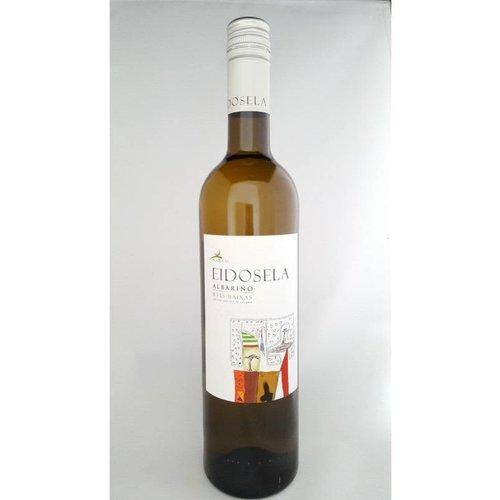 Bodegas Eidosela Eidosela albariño - Witte wijn