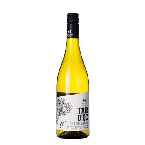 Gayda T'air d'Oc chardonnay - Witte wijn