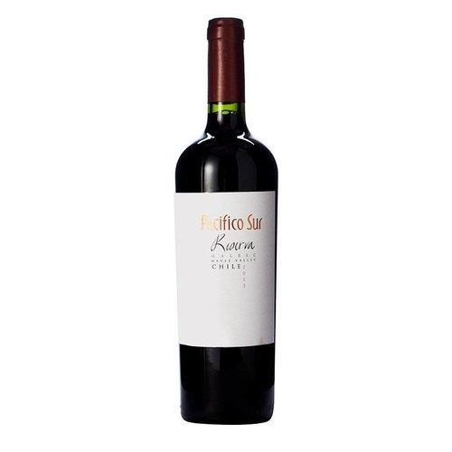 Pacifico Sur Malbec reserve - Rode wijn