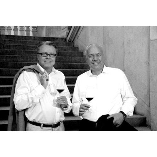 Binz en Bratt Pinot Noir – Cabernet Sauvignon - Rode wijn