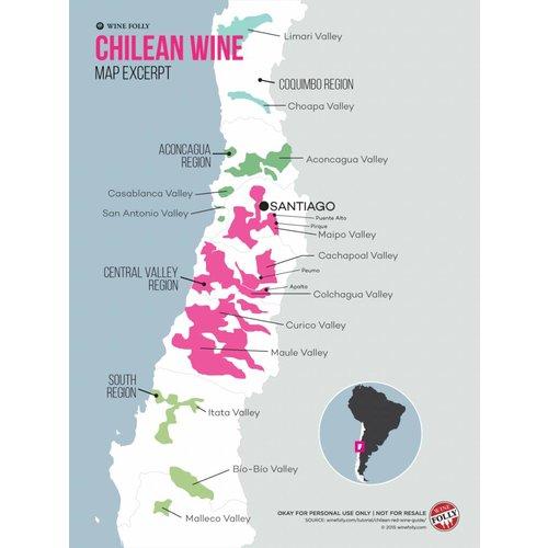Pacifico Sur Merlot - Rode wijn