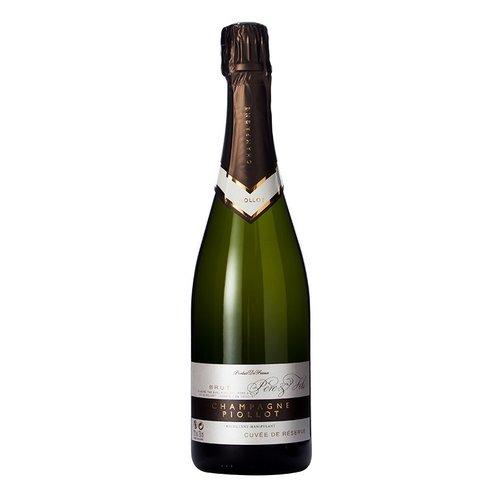Domaine Piollot Champagne Brut Reserve Magnum Domaine Piollot