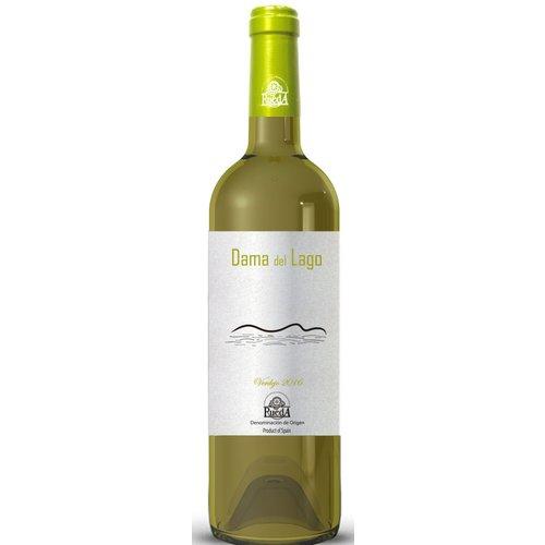 Cuatro Rayas Dama del Lago Verdejo - Witte wijn