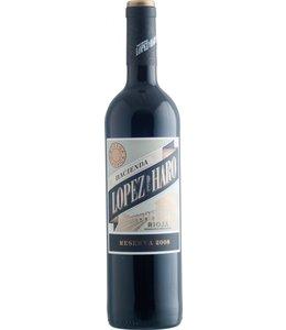 Lopez de Haro Lopez de Haro Rioja Reserva 2014