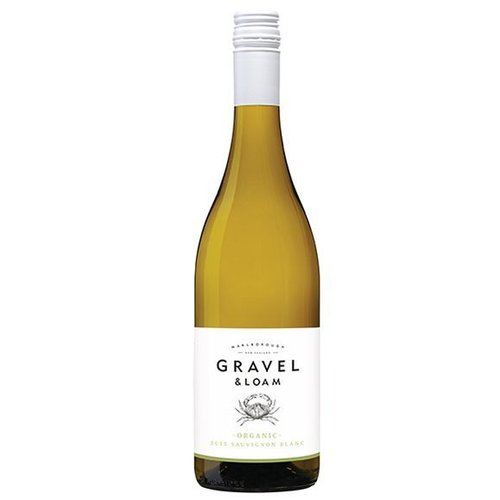 Gravel and Loam Sauvignon Blanc 2015 Bio