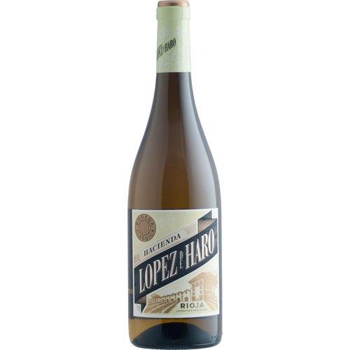 Lopez de Haro Rioja Blanco ' Sobre lias' - Witte wijn