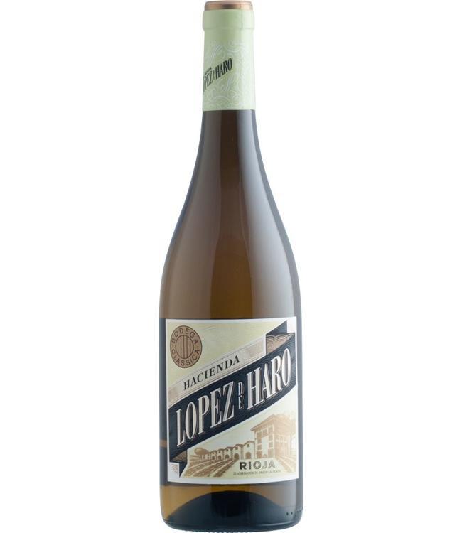 Lopez de Haro Lopez de Haro Rioja Blanco ' Sobre lias' 2017