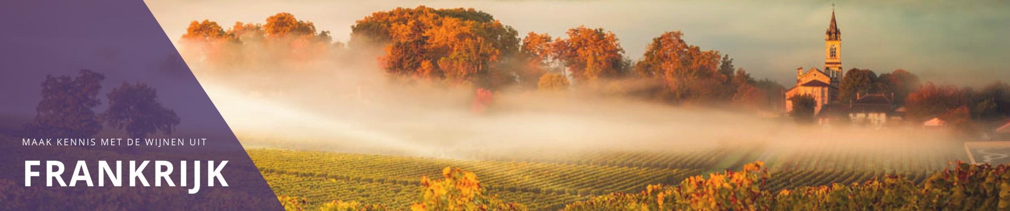 Rode wijn uit Frankrijk
