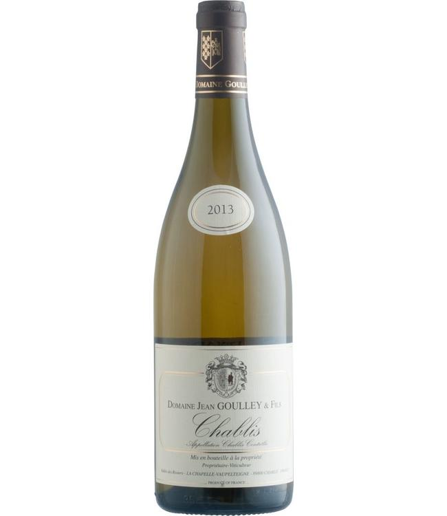 Jean Goulley Chablis 2016