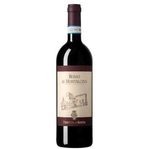 Tenuta di Sesta Rosso di Montalcino - Rode wijn