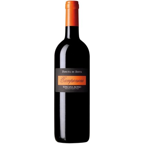 Tenuta di Sesta Camponovo - Rosso Toscane - Rode wijn