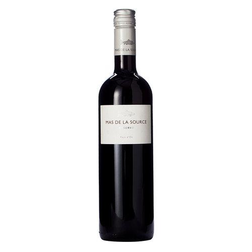 Domaine Vic La Source Rouge – Rode wijn