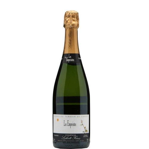 Champagne Laherte Frères Les Empreintes - Mousserende wijn