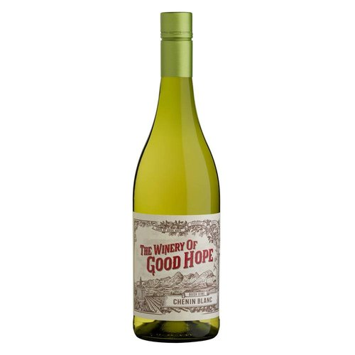 The Winery of Good Hope Bush Vine Chenin Blanc - Witte wijn