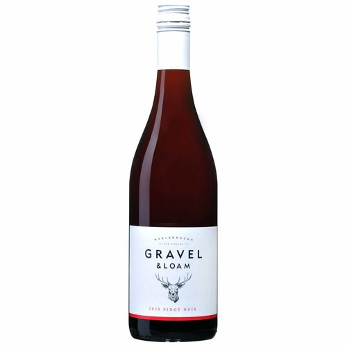 Gravel and Loam Pinot Noir - Rode wijn
