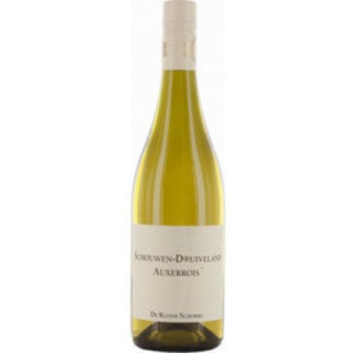 De Kleine Schorre Schouwen D®uiveland Auxerrois - Witte wijn