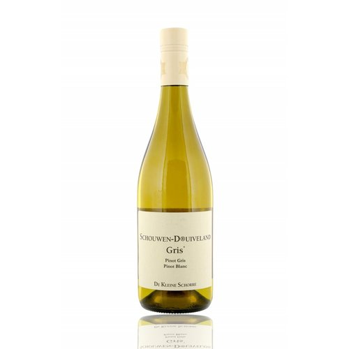 De Kleine Schorre Schouwen D®uiveland Gris+ - Witte wijn