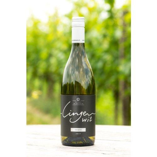 Betuws Wijndomein Linge wit Sauvi - Witte wijn