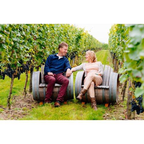 Betuws Wijndomein Betuwse Bruis Wit - Alcoholvrije wijn