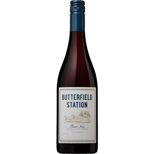 Butterfield Station Pinot Noir - Rode wijn