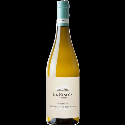 Bodegas Nekeas Chardonnay Barrel Fermented – El Rincón - Witte wijn