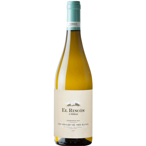 Bodegas Nekeas Blanco – Chardonnay Barrel Fermented – El Rincón