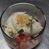 Zoete aardbeien met Hangop (en een beetje wodka)