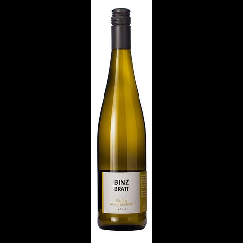 Binz en Bratt Gewürztraminer - Witte wijn