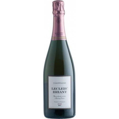 Leclerc Briant Champagne Rosé Brut - Mousserende wijn