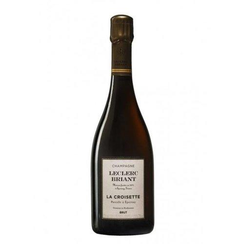 Leclerc Briant La Croisette Blanc de Blancs - Mousserende wijn