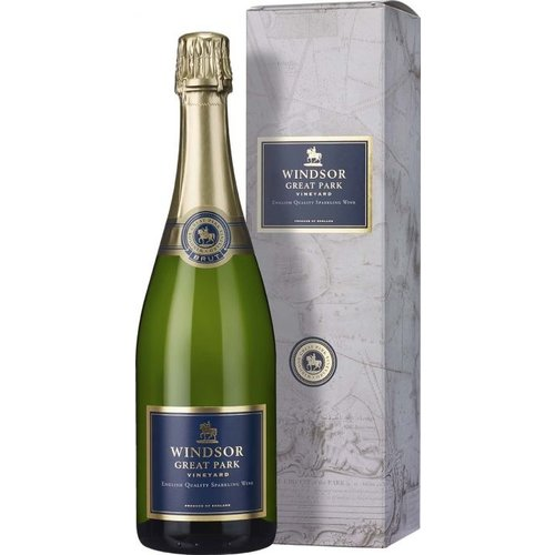 Windsor Great Park Vineyard Brut (in giftpack) - Cadeau