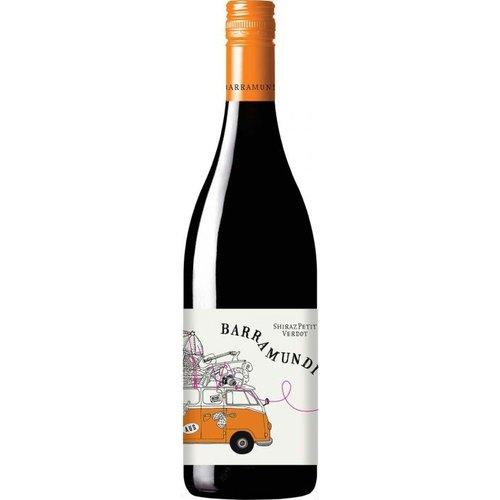Barramundi Shiraz Petit Verdot - Rode wijn