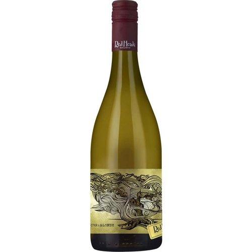 RedHeads Studio MC1R: Blonde Chardonnay/Viognier/Roussanne - Witte wijn