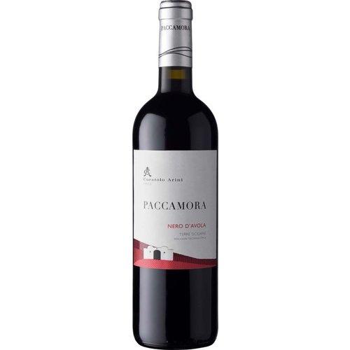 Curatolo Arini  Paccamora - Rode wijn