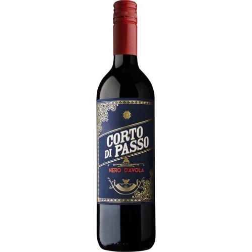 Curatolo Arini  Corto di Passo Appassimento - Rode wijn