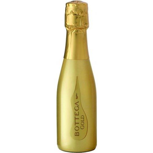 Bottega Prosecco Gold Piccolo - Mousserende wijn