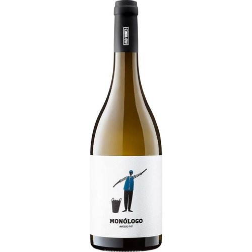 A&D Wines A&D Monólogo Avesso 2019 - Witte wijn