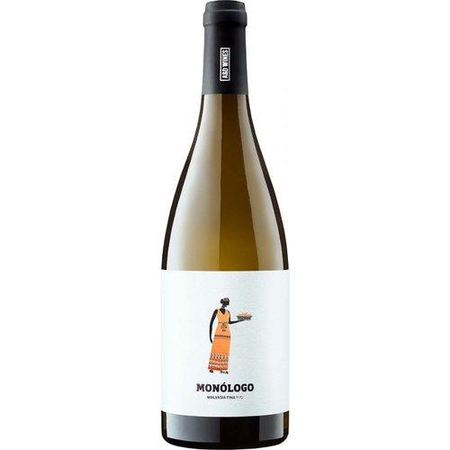 A&D Wines A&D Monólogo Malvasia Fina 2018 - Witte wijn