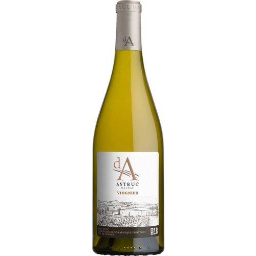 Domaine Astruc Astruc dA Viognier 2019 - Witte wijn