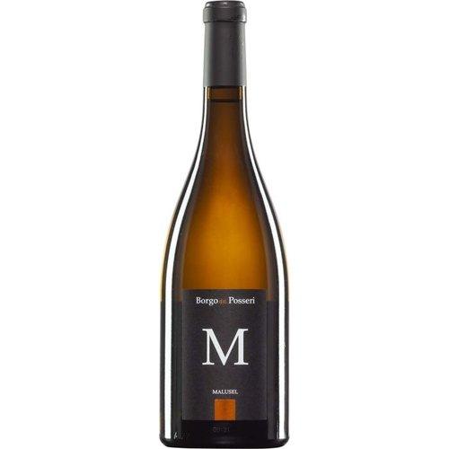 Borgo dei Posseri Malusel Cuvée Bianco 2016 - Witte wijn